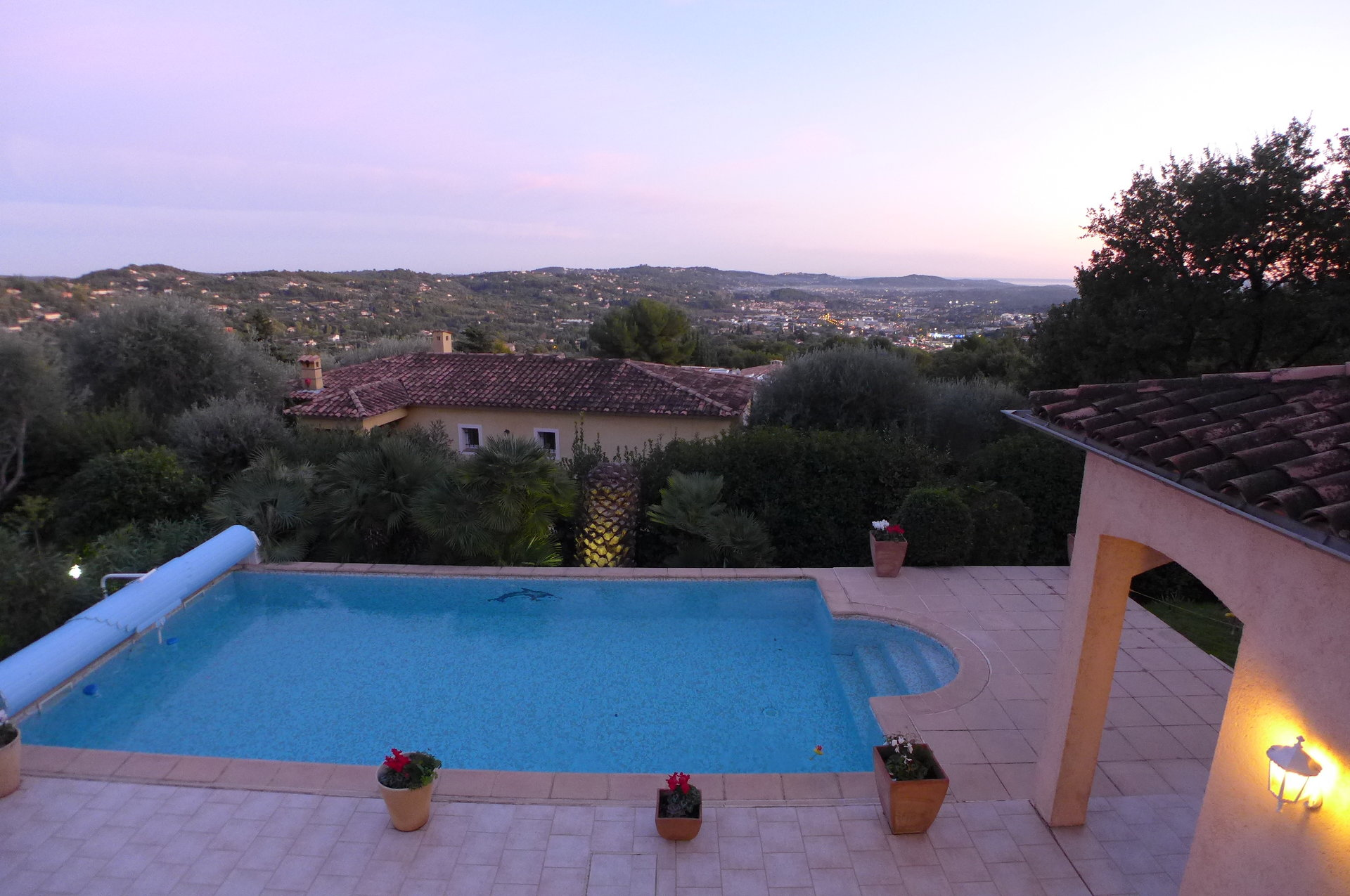 Grasse Saint-Jean: A lovely 3-1/2 bedroom family home