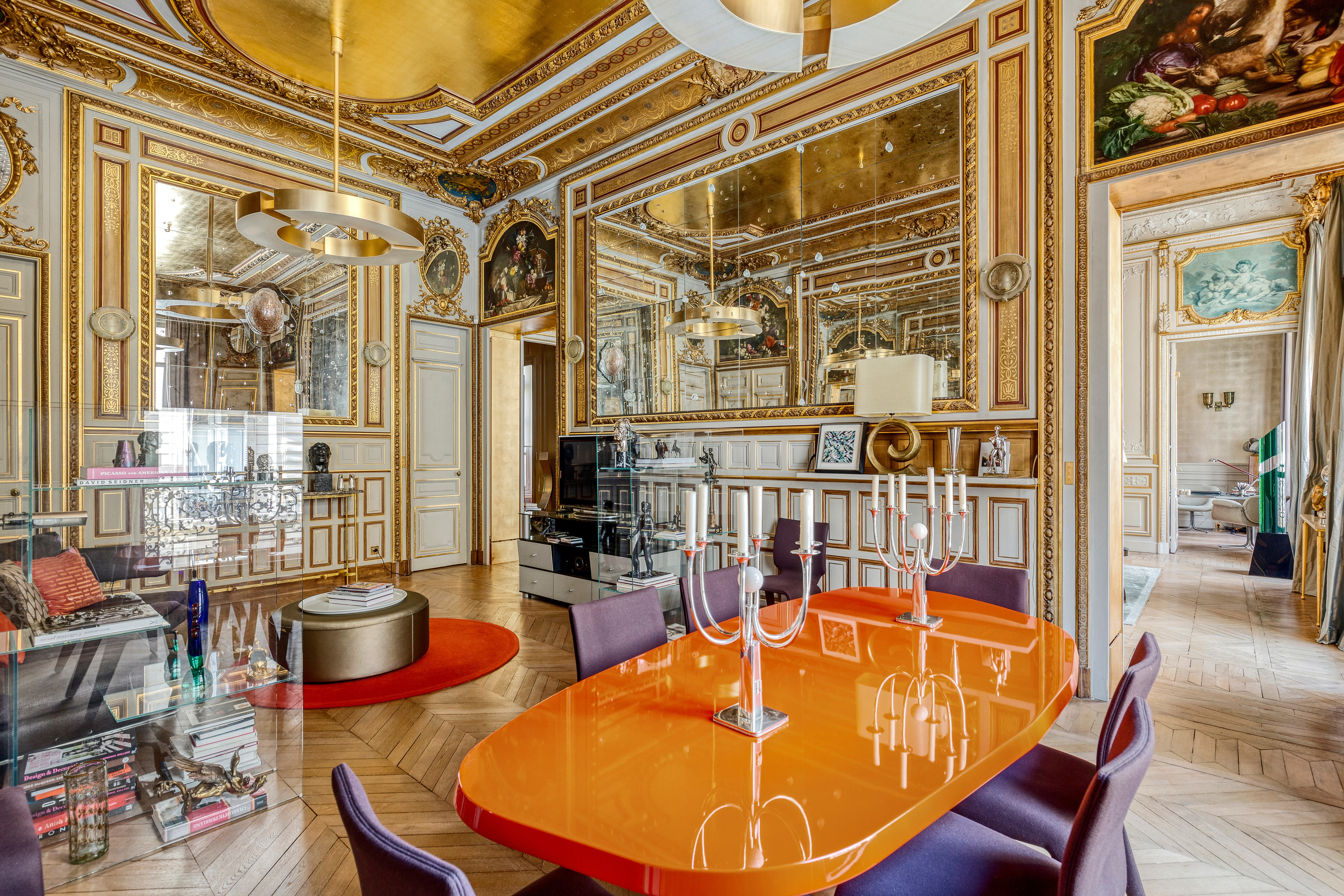 Paris 7th District - A truly exceptional apartment: a ...