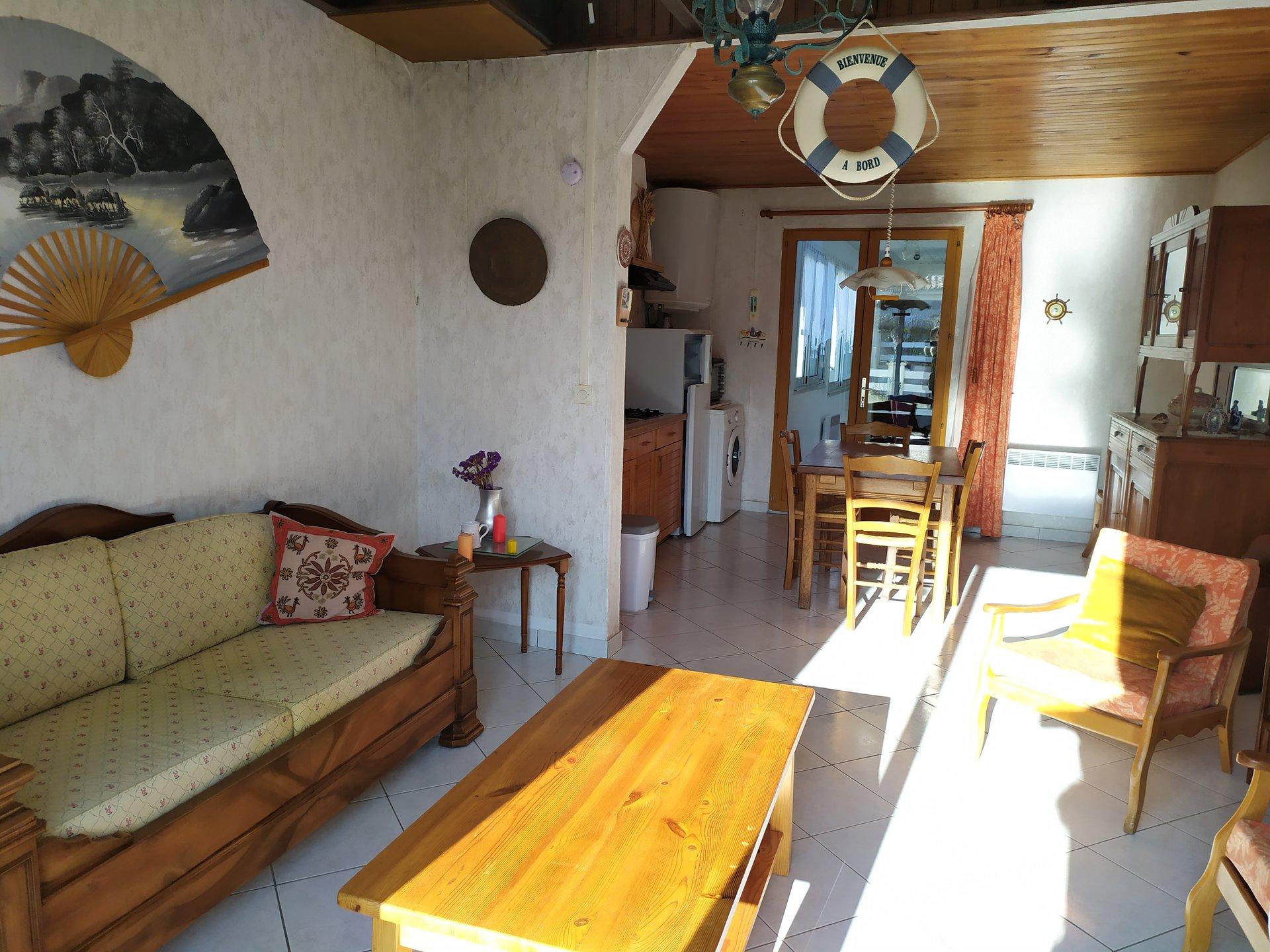 Maison à 300 m de la mer