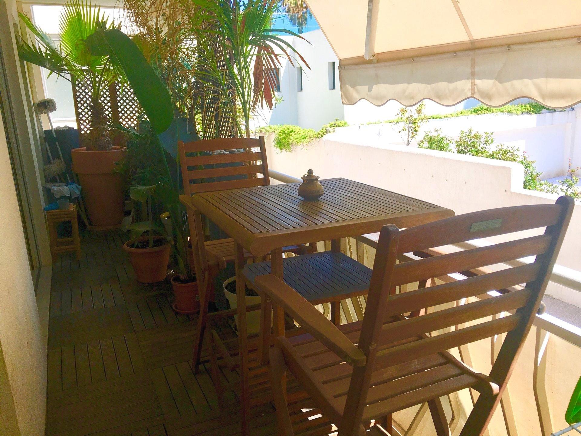 Cannes Palm Beach 3p 66 sqm close to the beach and Croisette