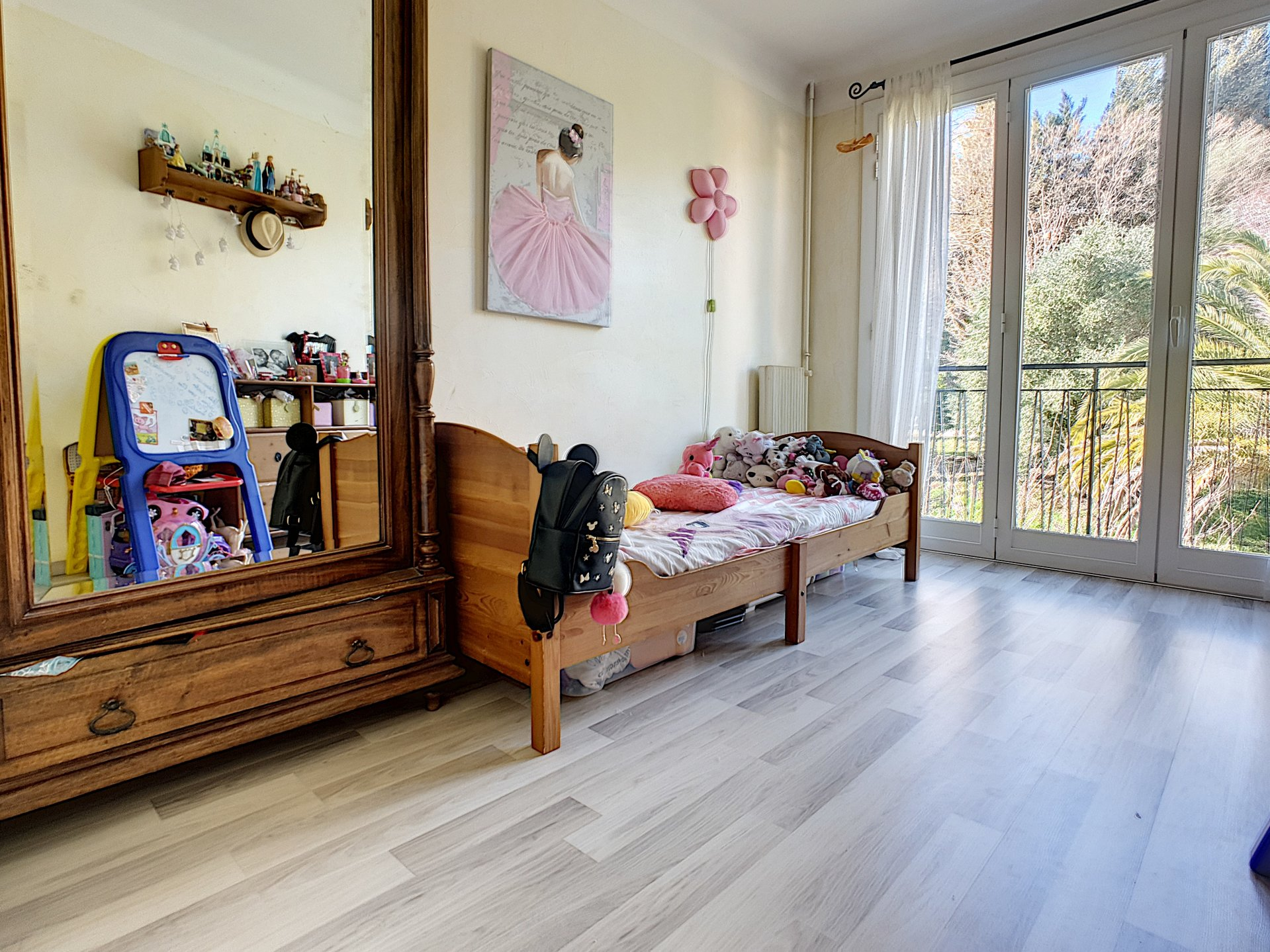 Vente appartement 3P à Grasse Saint Jacques