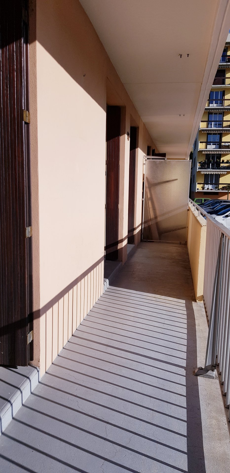 Appartement T3 avec balcon Bourgoin