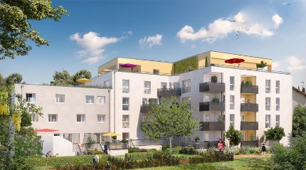 Development Apartment - Villeurbanne