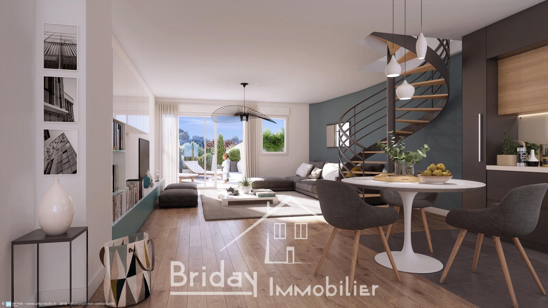 Development Apartment - Villeurbanne