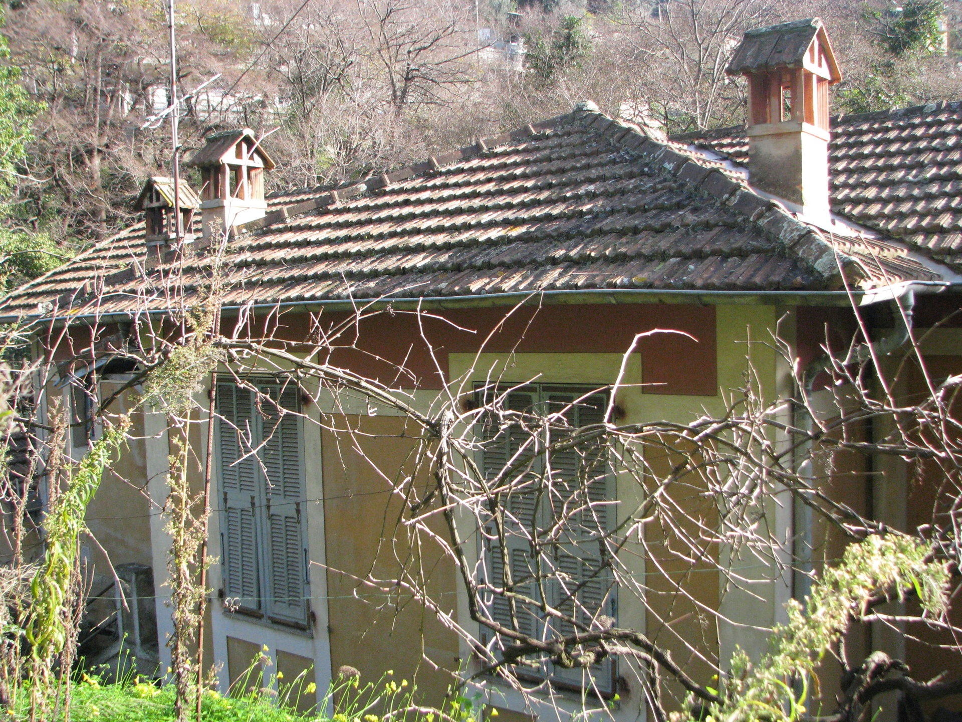 Maison Mentonnaise