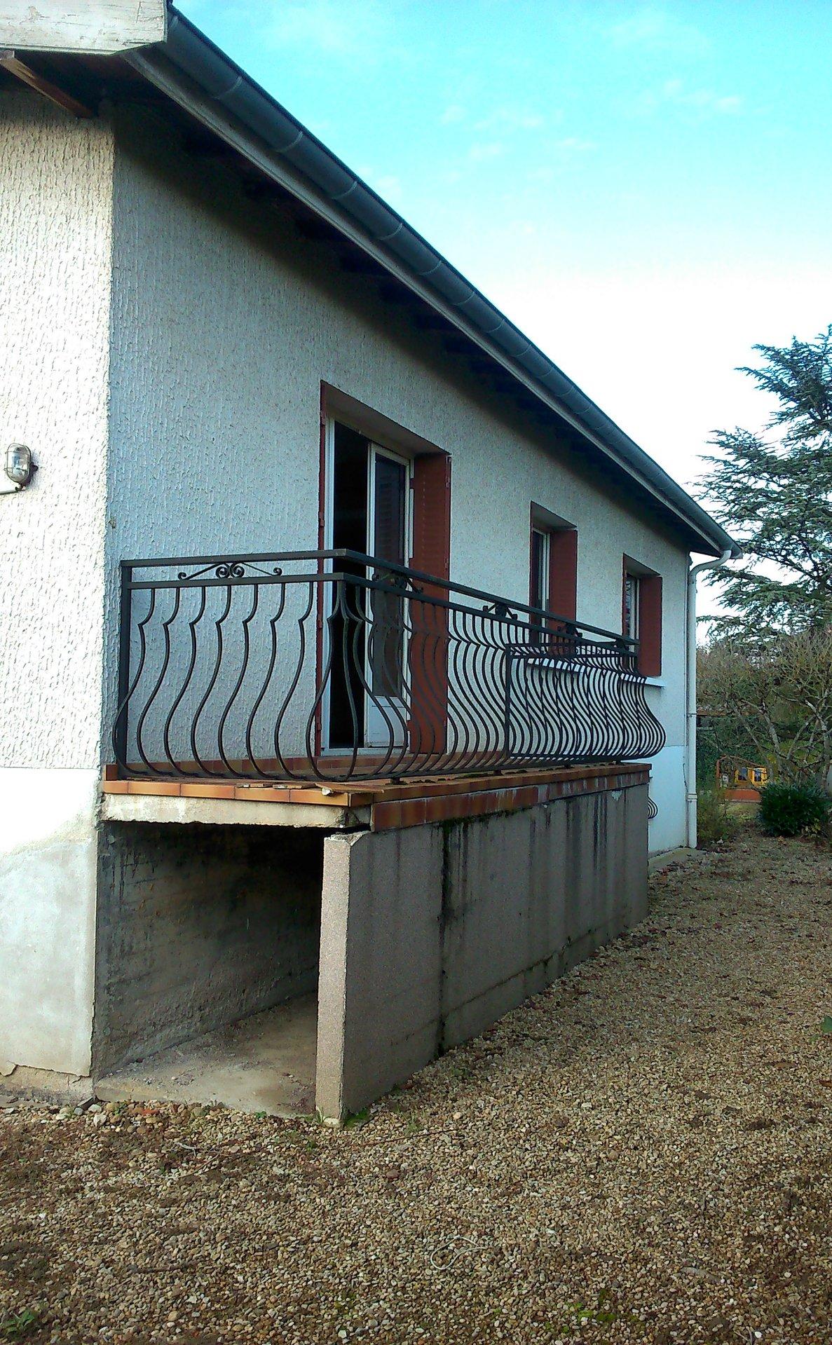 Vente Villa - Saint-Didier-sur-Chalaronne