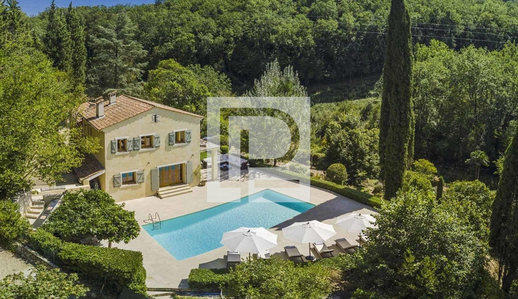 Close to Mougins & Valbonne