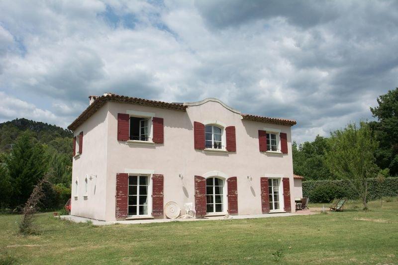 Maison Salernes Provence
