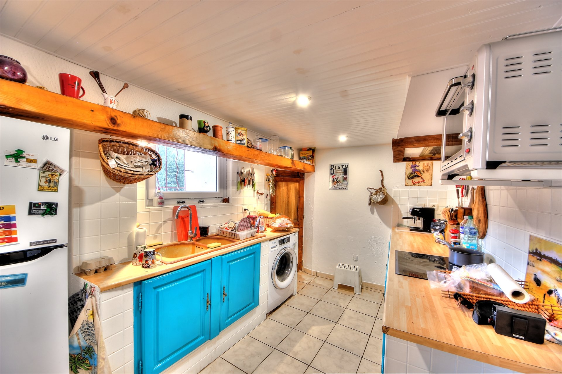 Nice house with terrace, large view Salernes Var Provence