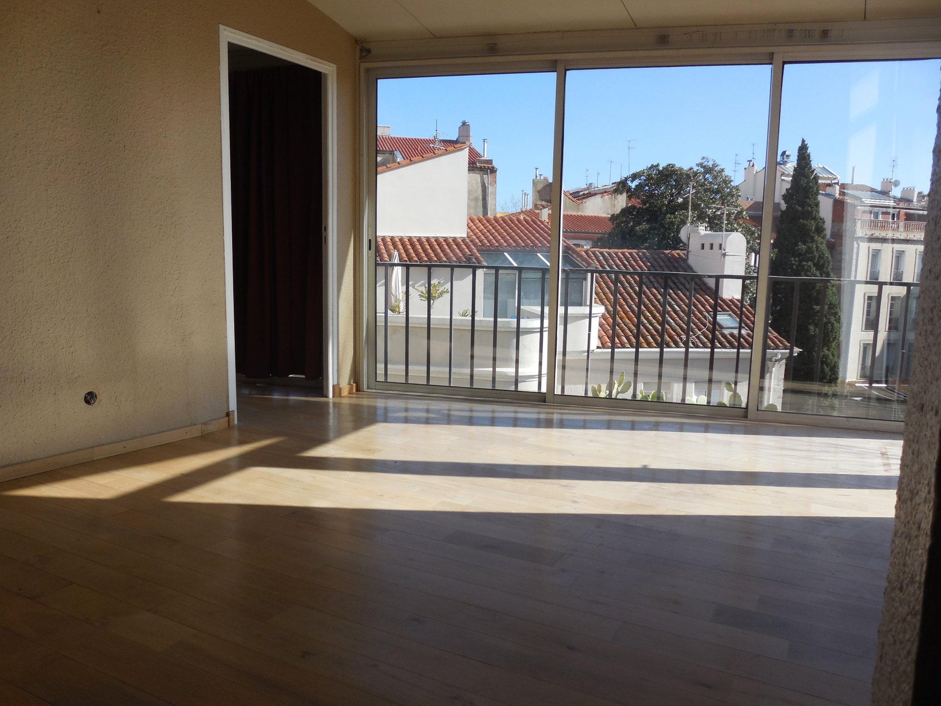 A vendre T3 Perpignan centre ville