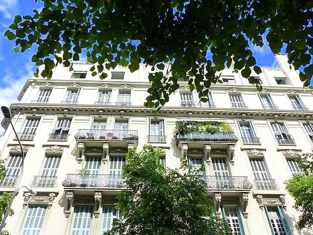 Nice Proche Alsace Lorraine 4p neuf immeuble