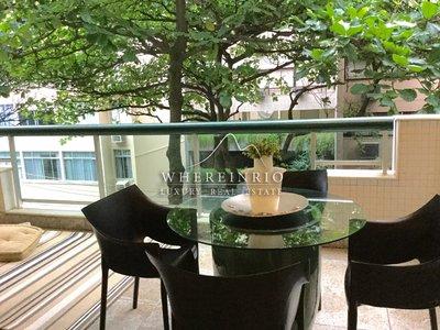 Beautiful apartment for rent in Leblon - Rio de Janeiro - W03.093