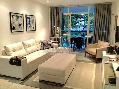 Lindo apartamento para alugar no Leblon - Rio de Janeiro - W03.093