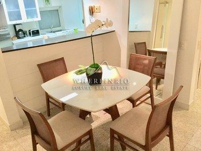 Bel appartement en location à Leblon - Rio de Janeiro - W03.093