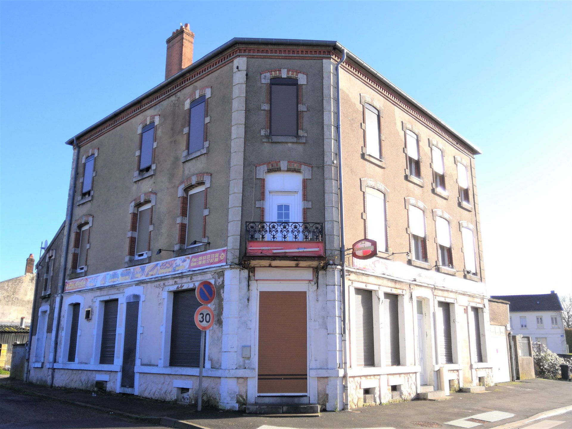 Verkauf Gebäude - Mont Bonvillers