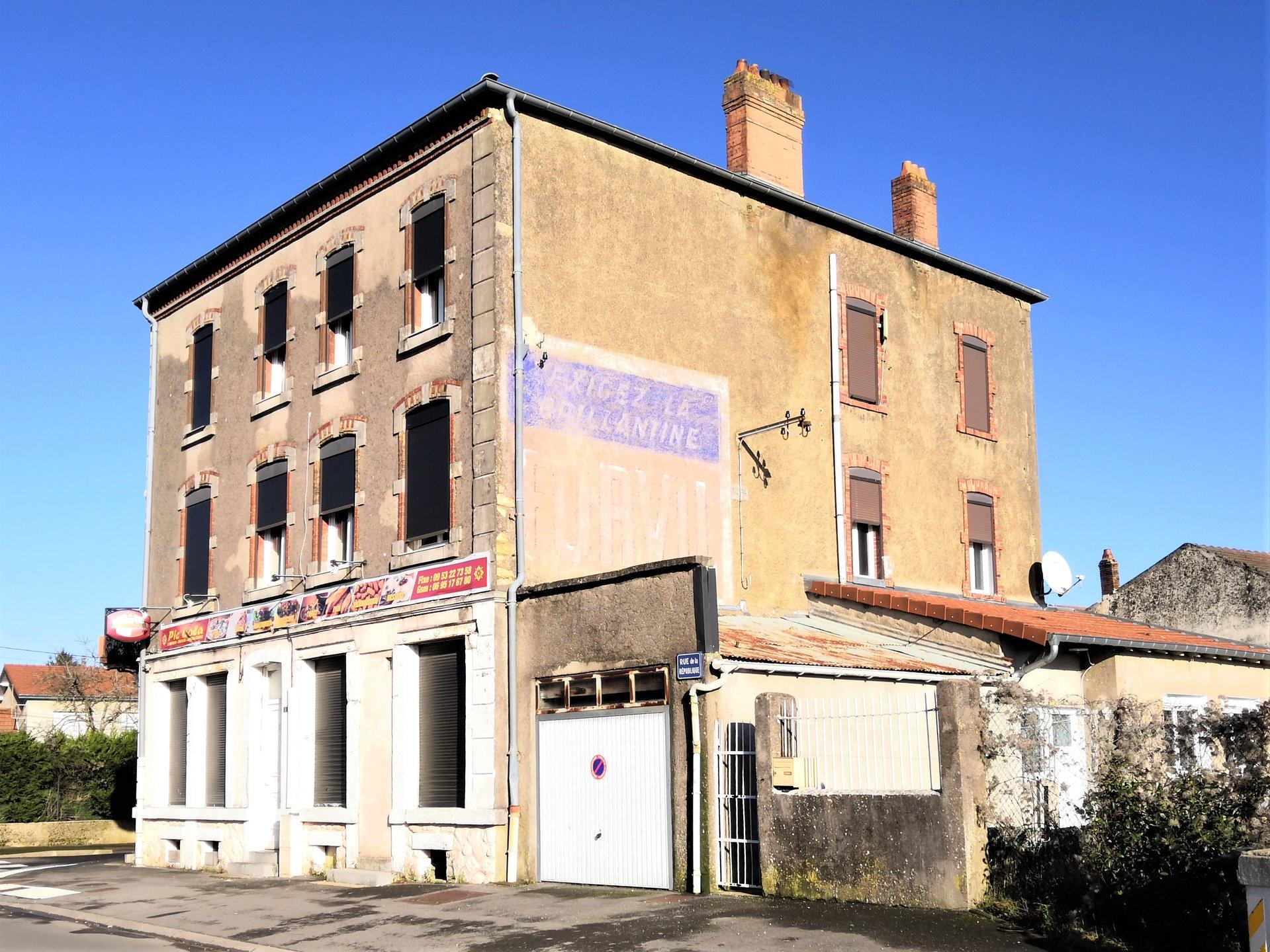 Sale Building - Mont Bonvillers