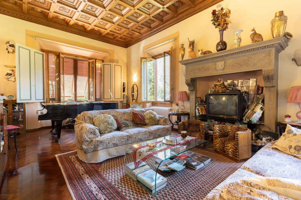 Vendita Villa Firenze Settignano