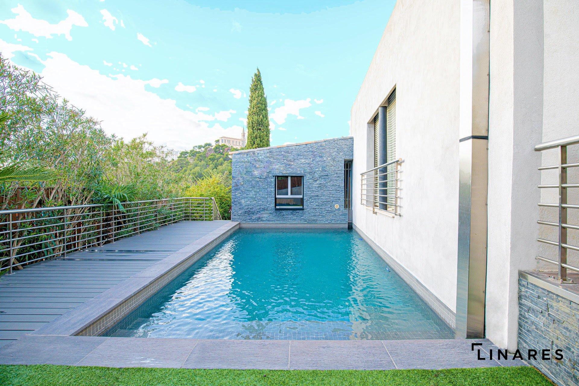 ART & FLOW  - Villa contemporaine de 190 m2 / Terrain 500 m2