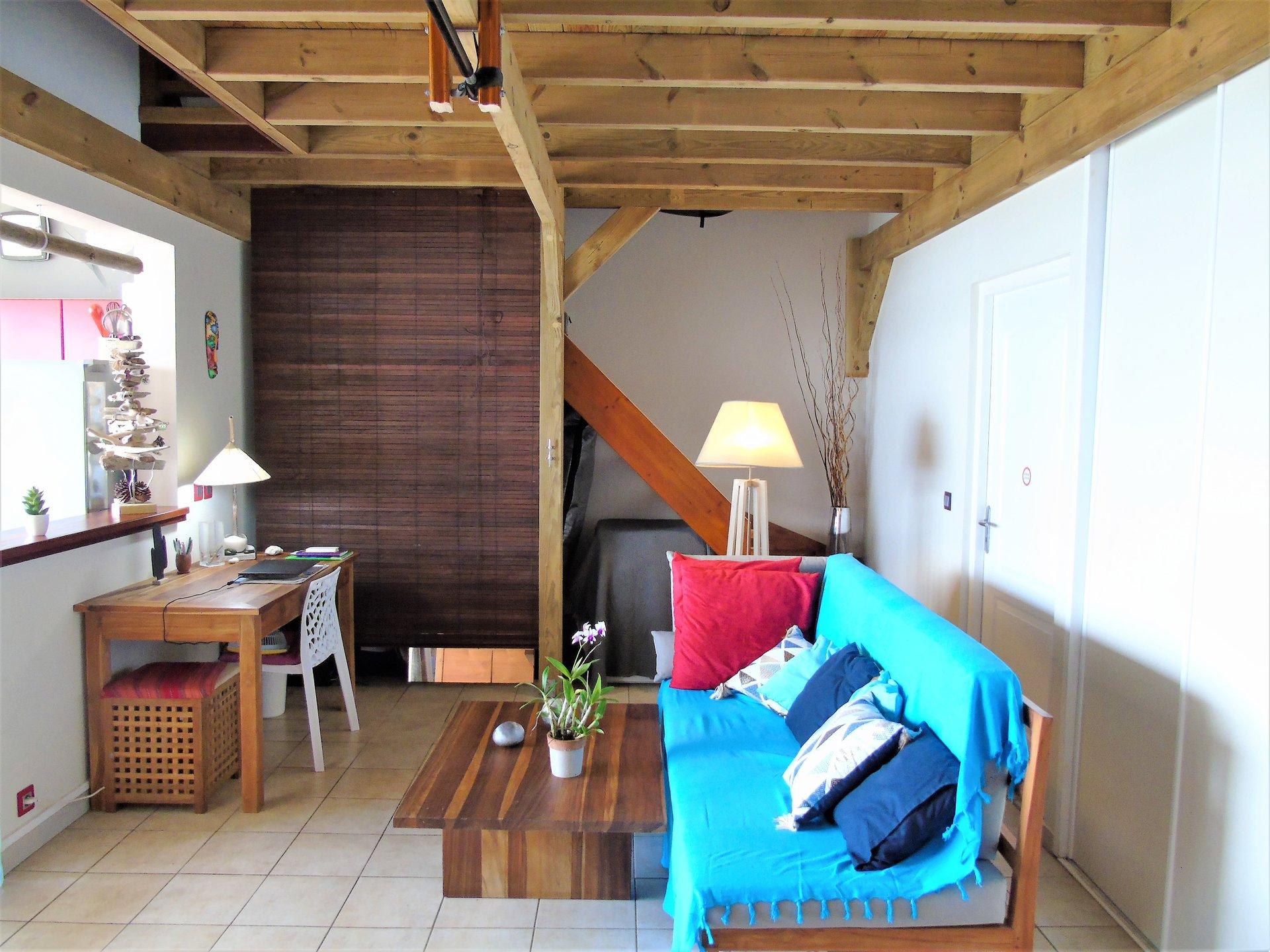 appartement résidence avec piscine saint françois