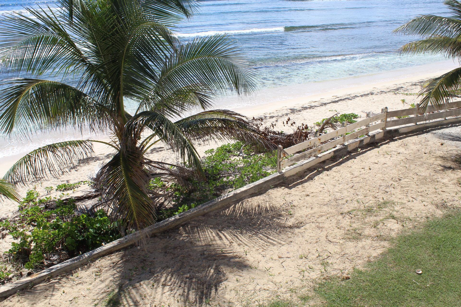 appartement sur la plage vue mer investissement guadeloupe