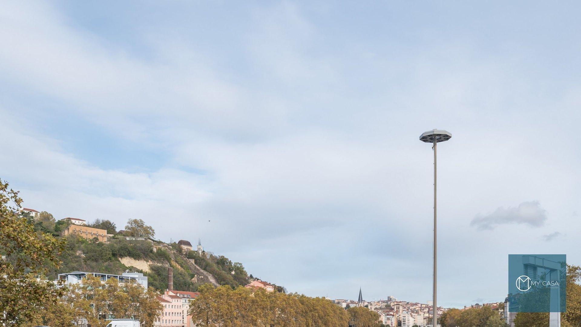 Grand T3 vue Saône