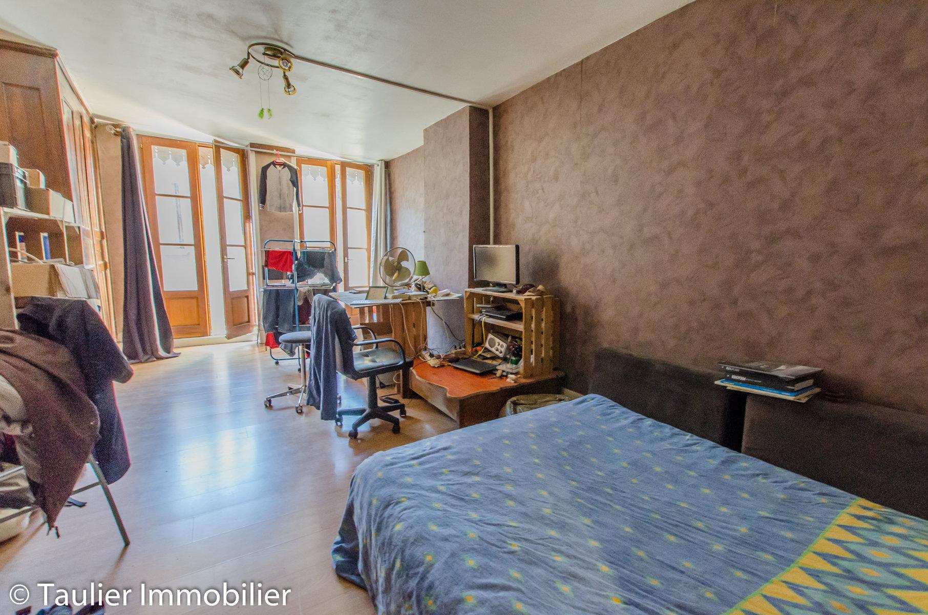 Appartement T2bis pour habiter ou investir