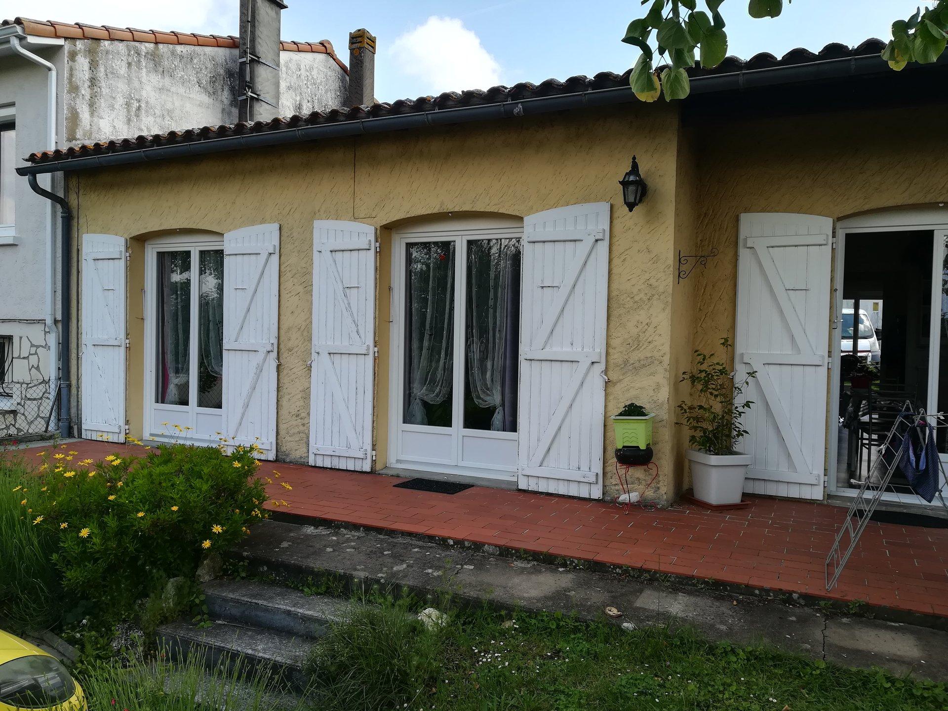 Rental Village house - Chaniers