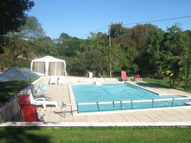Haus mit Pool in Availles Limouzine in der Vienne