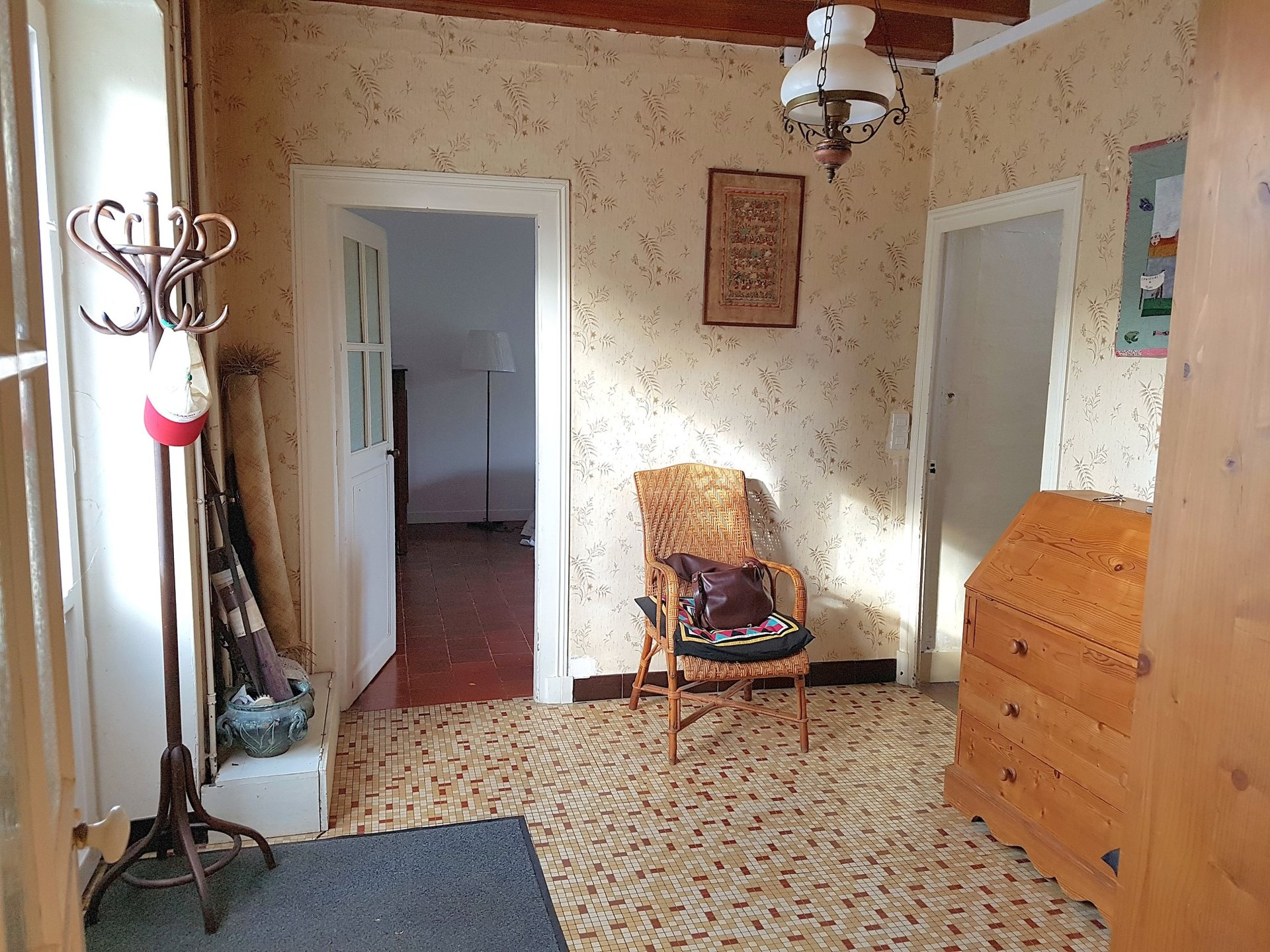 La Brenne, Indre 36: village house in very good condition