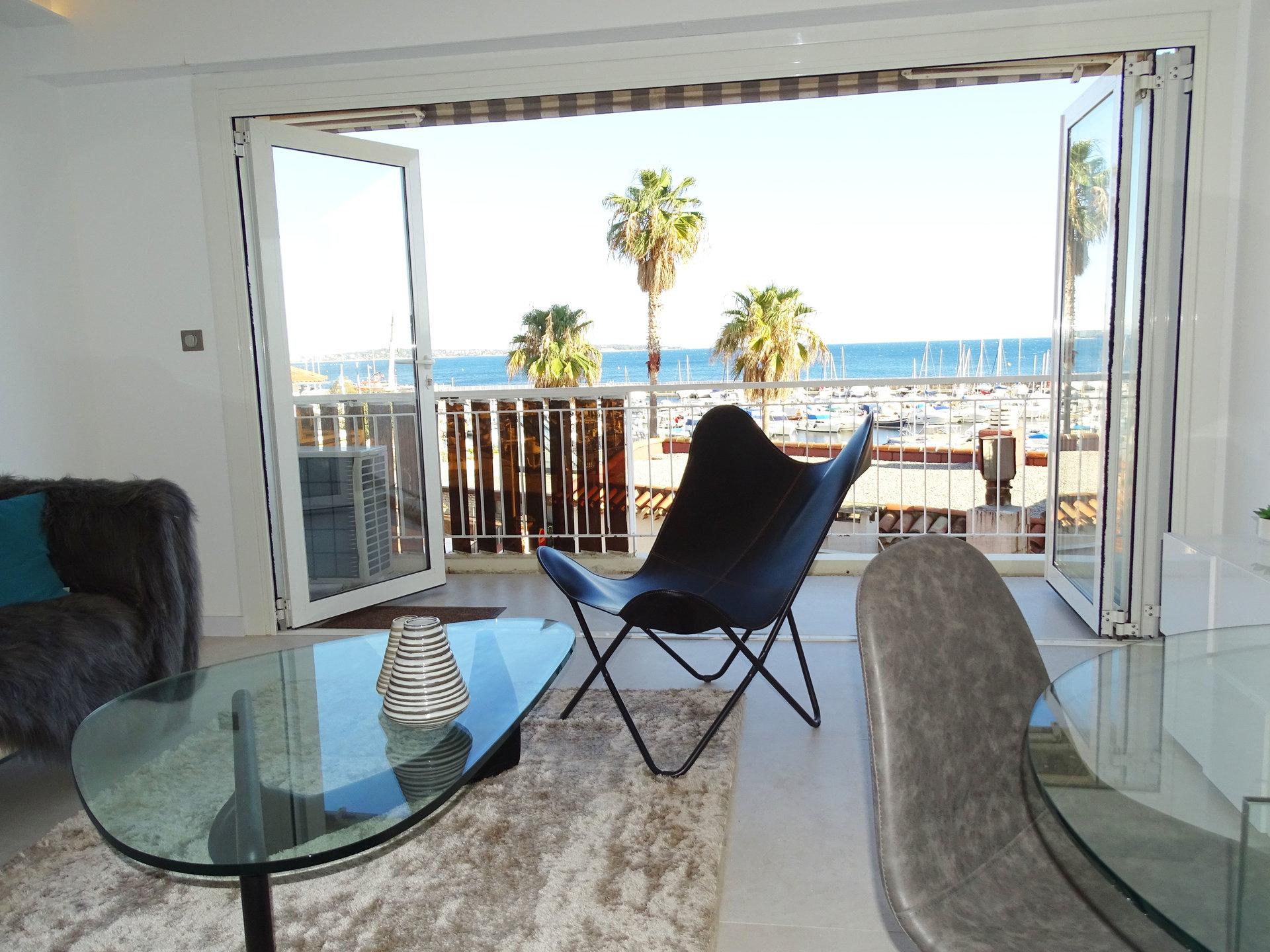 Cannes Palm Beach face mer