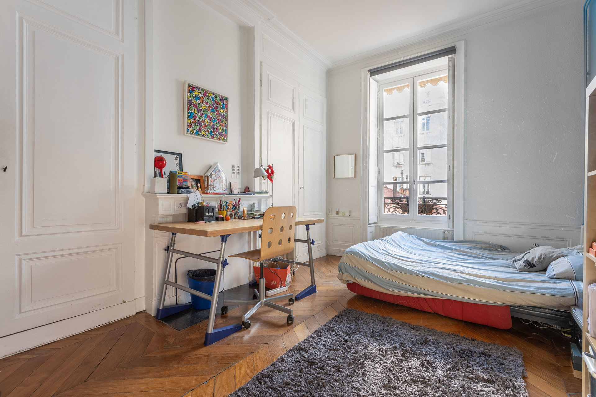 LYON 2 - APPARTEMENT FAMILIAL AINAY - 4 CHAMBRES