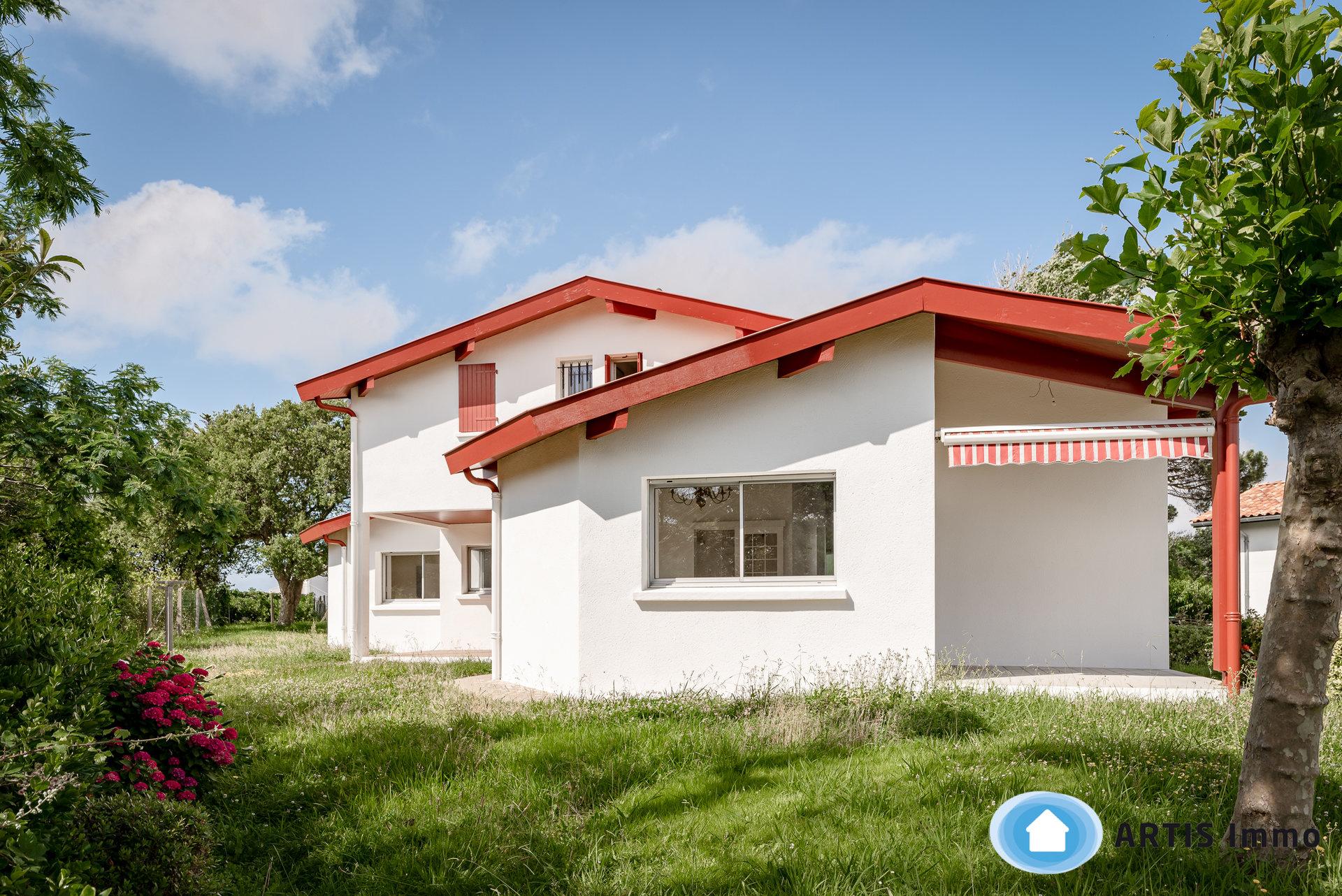 Maison idéale famille BIDART PLAGE PLATEAU