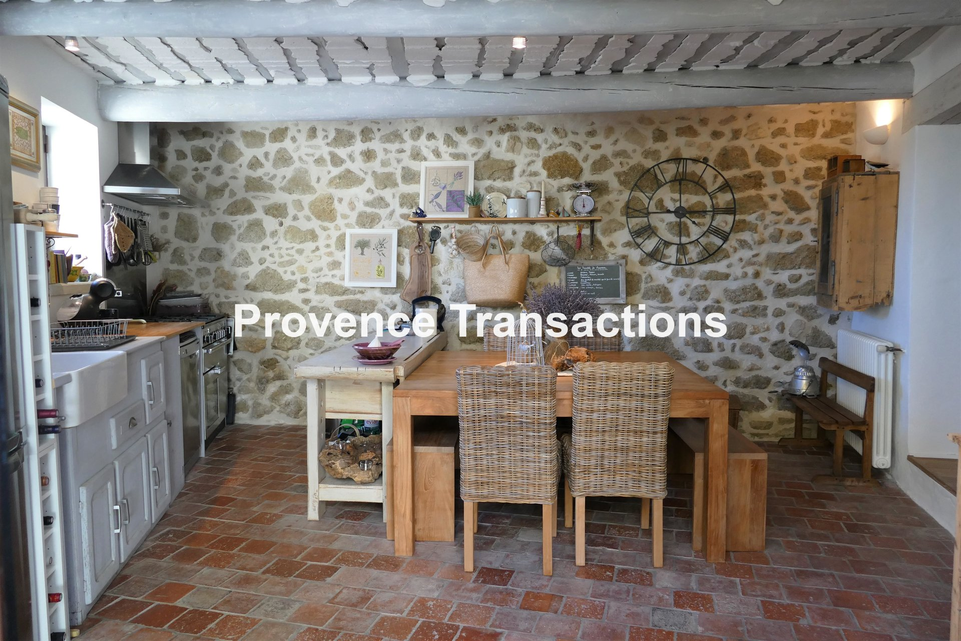 Sale Village house - Beaumes-de-Venise
