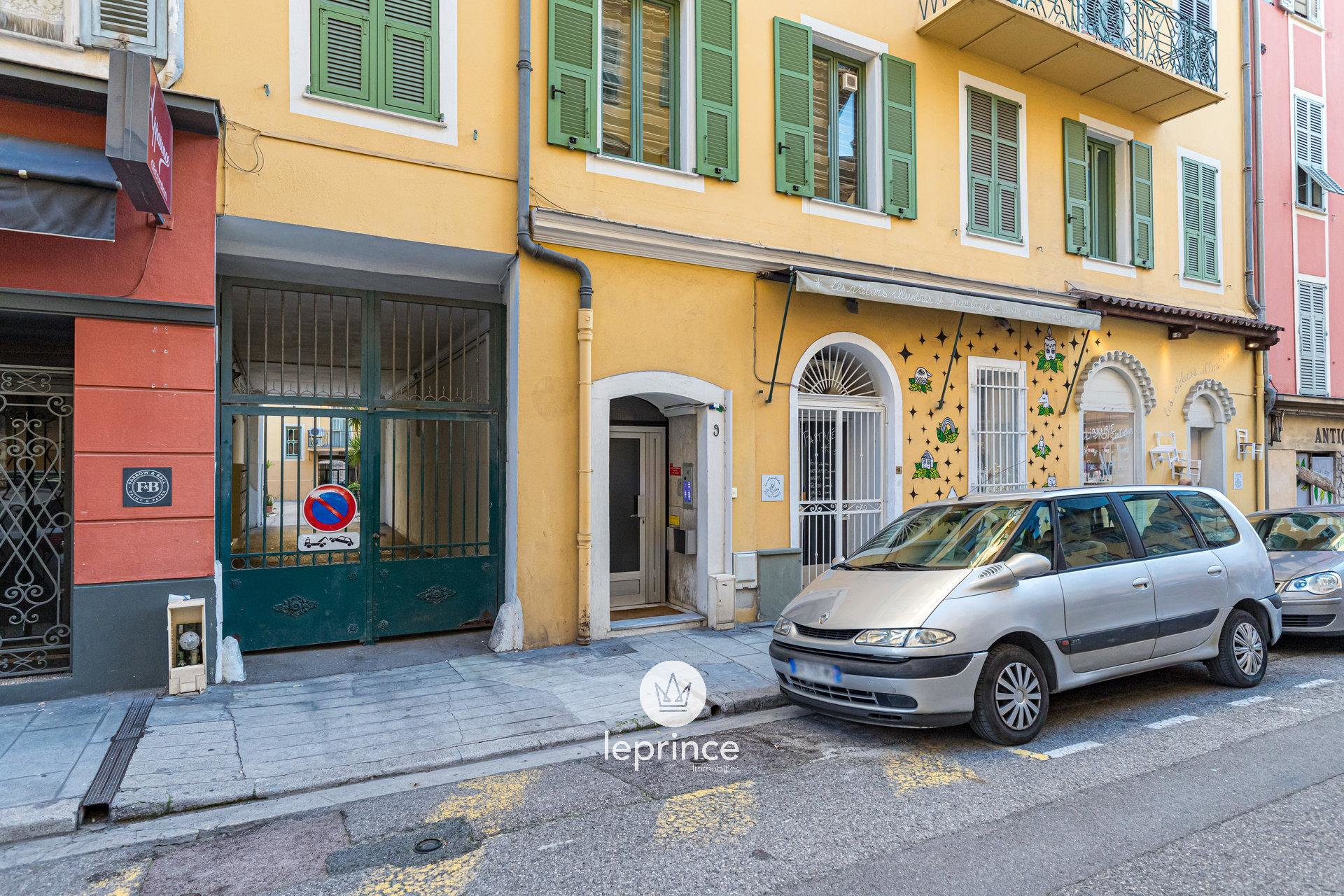 Nice Place du Pin / The Port - One bedroom