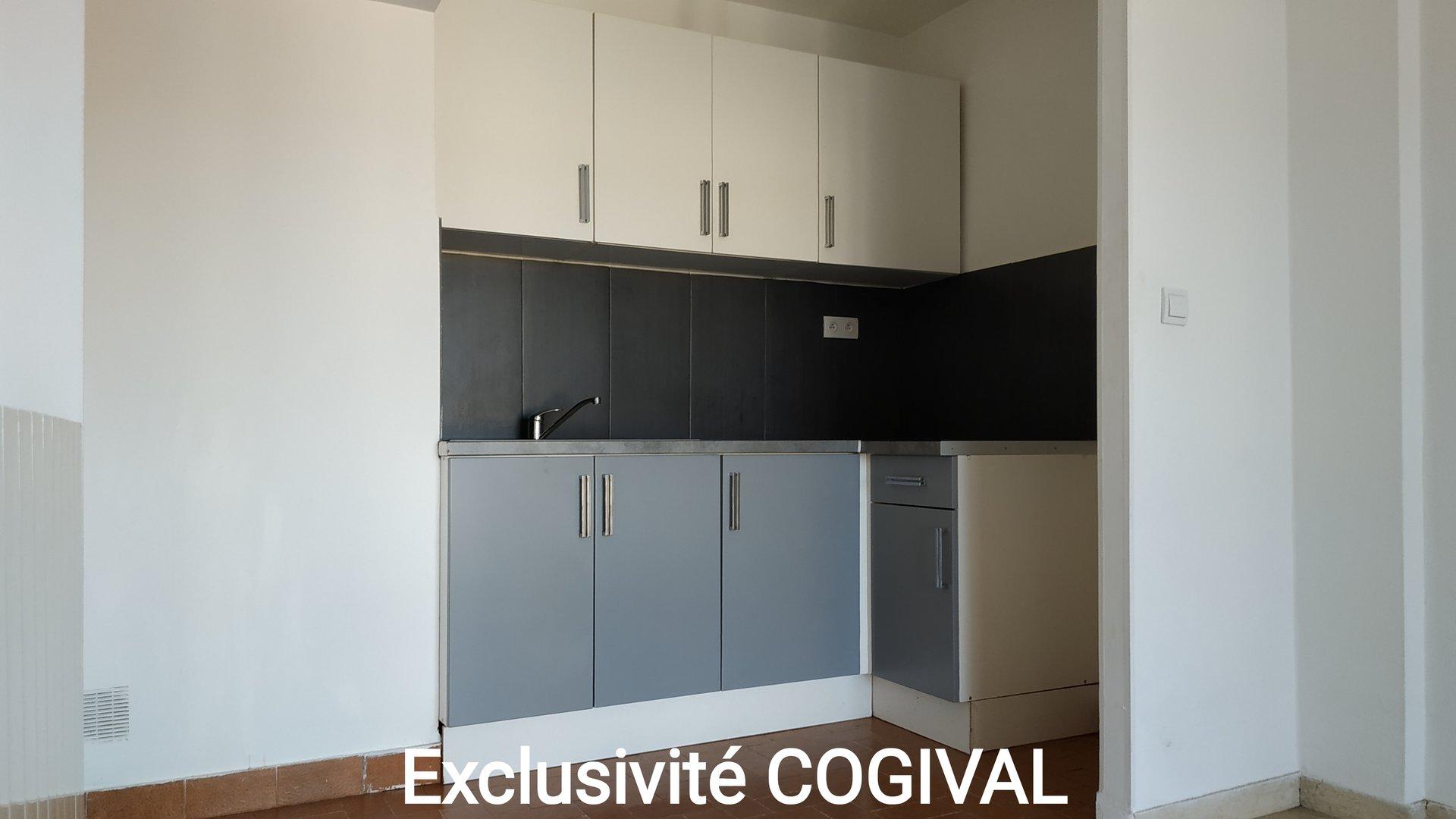 Cannet Rocheville coquet studio de 26m² avec balcon et cave