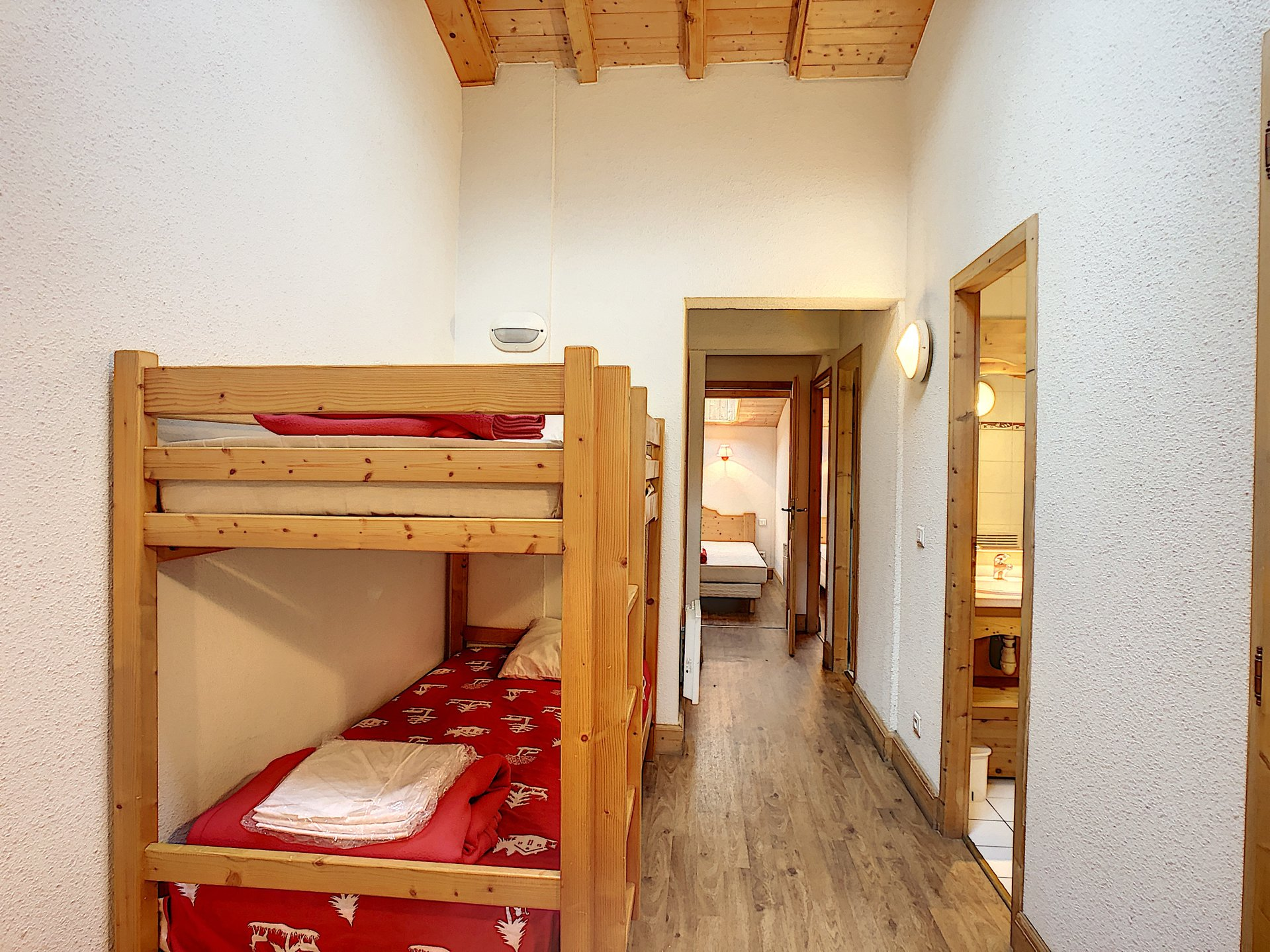 4 bedrooms apartment, Les Houches Saint-Antoine