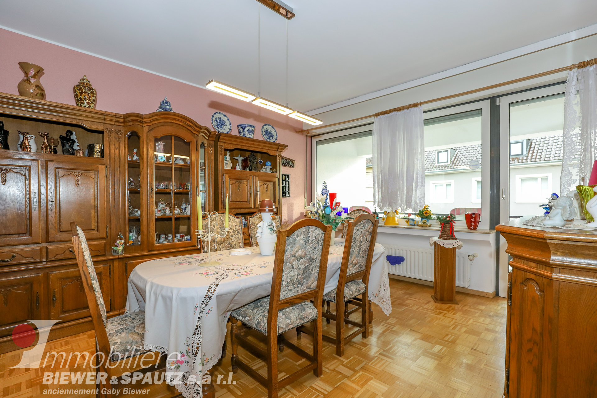 FOR SALE - duplex with 3 bedrooms in Mullendorf/Steinsel