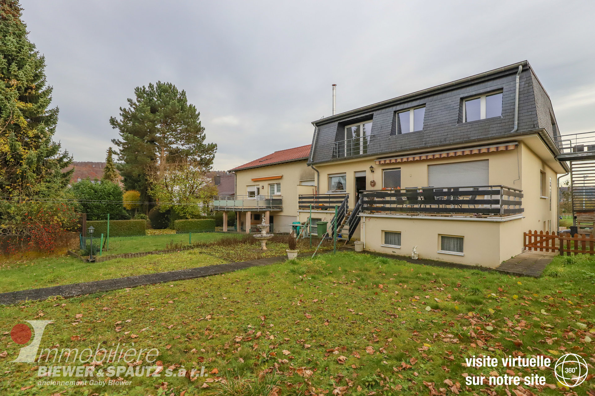 SOLD - duplex with 3 bedrooms in Mullendorf/Steinsel