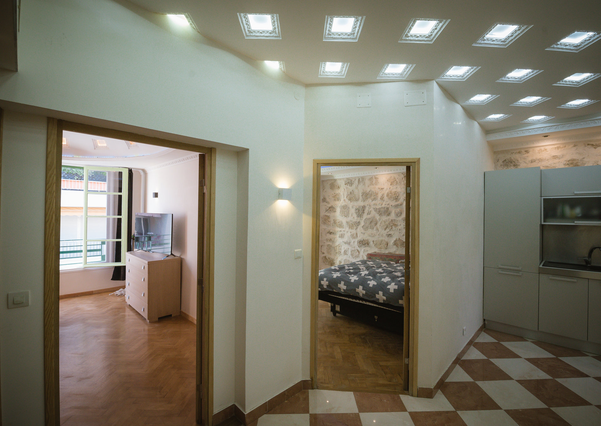 Vitor Hugo / berlioz  : superbe 2 pièces 55 m2  , balcon