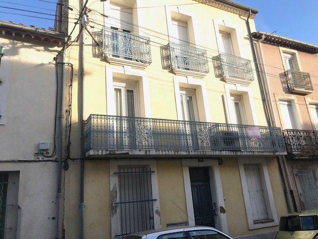 NARBONNE Quartier palais de justice T3 clim, balcon, cellier et buanderie