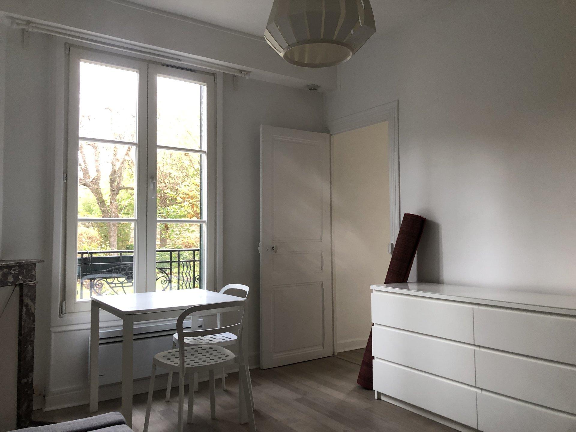 Studio meublé 5min RER