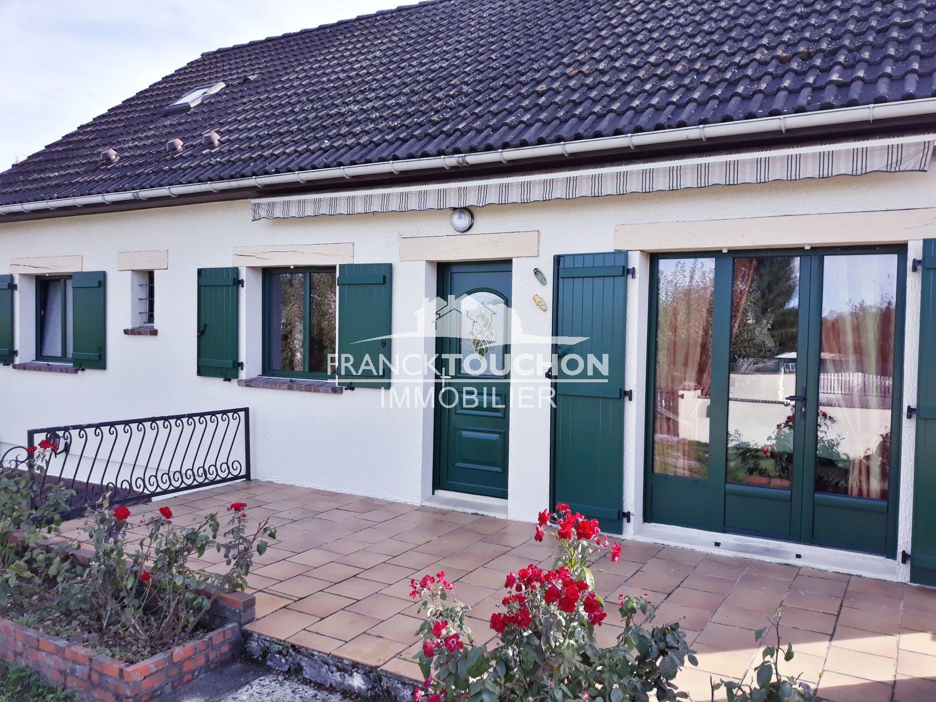 PAVILLON à FERRIERES EN GATINAIS (45210) 4 chambres - à 1h de PARIS - 1000 m² terrain