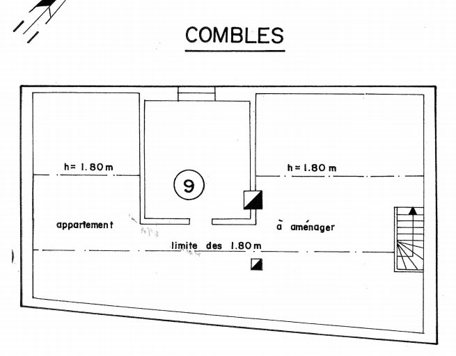 Sale Building - Florange