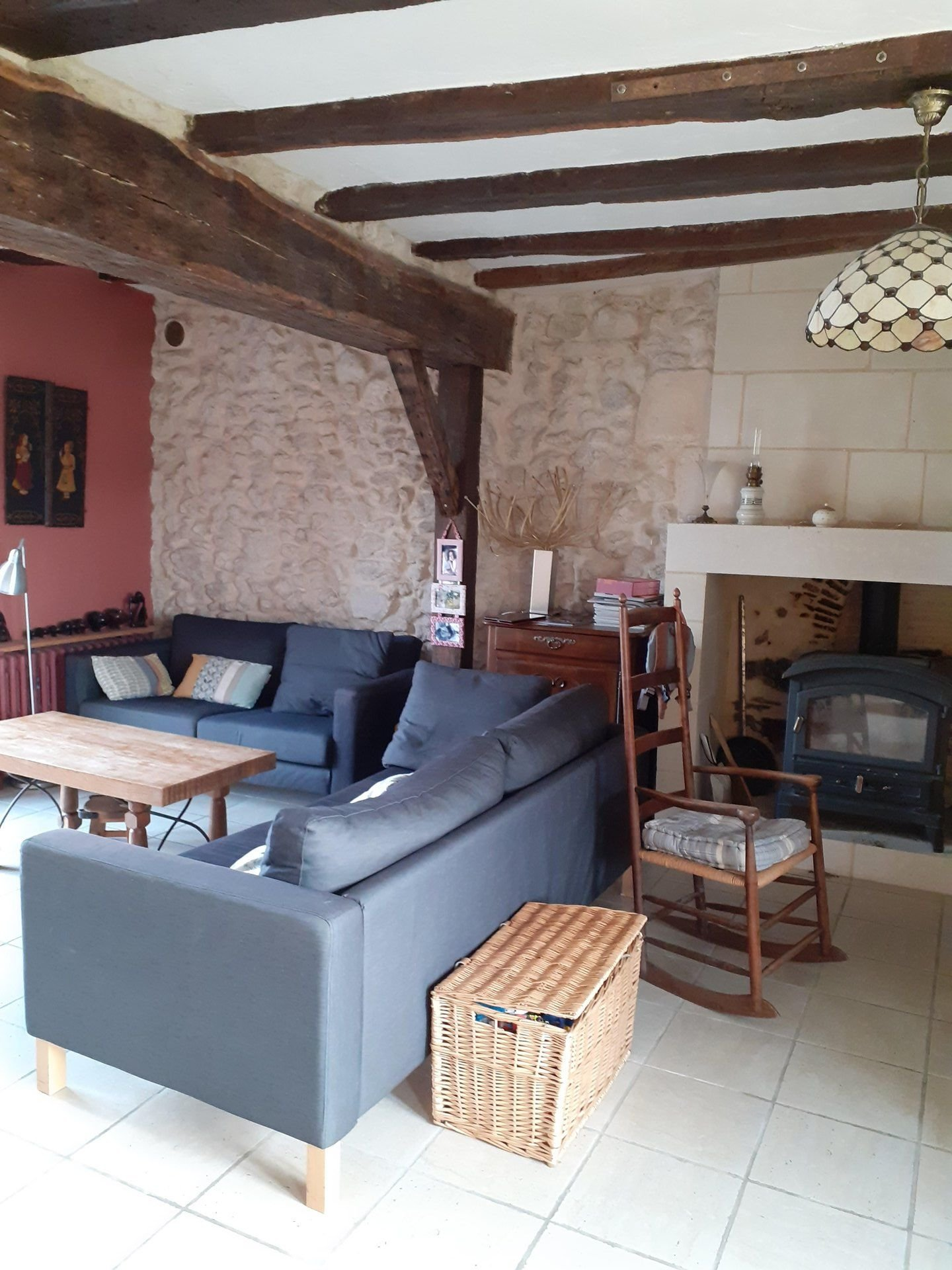 Sale House - Channay Sur Lathan