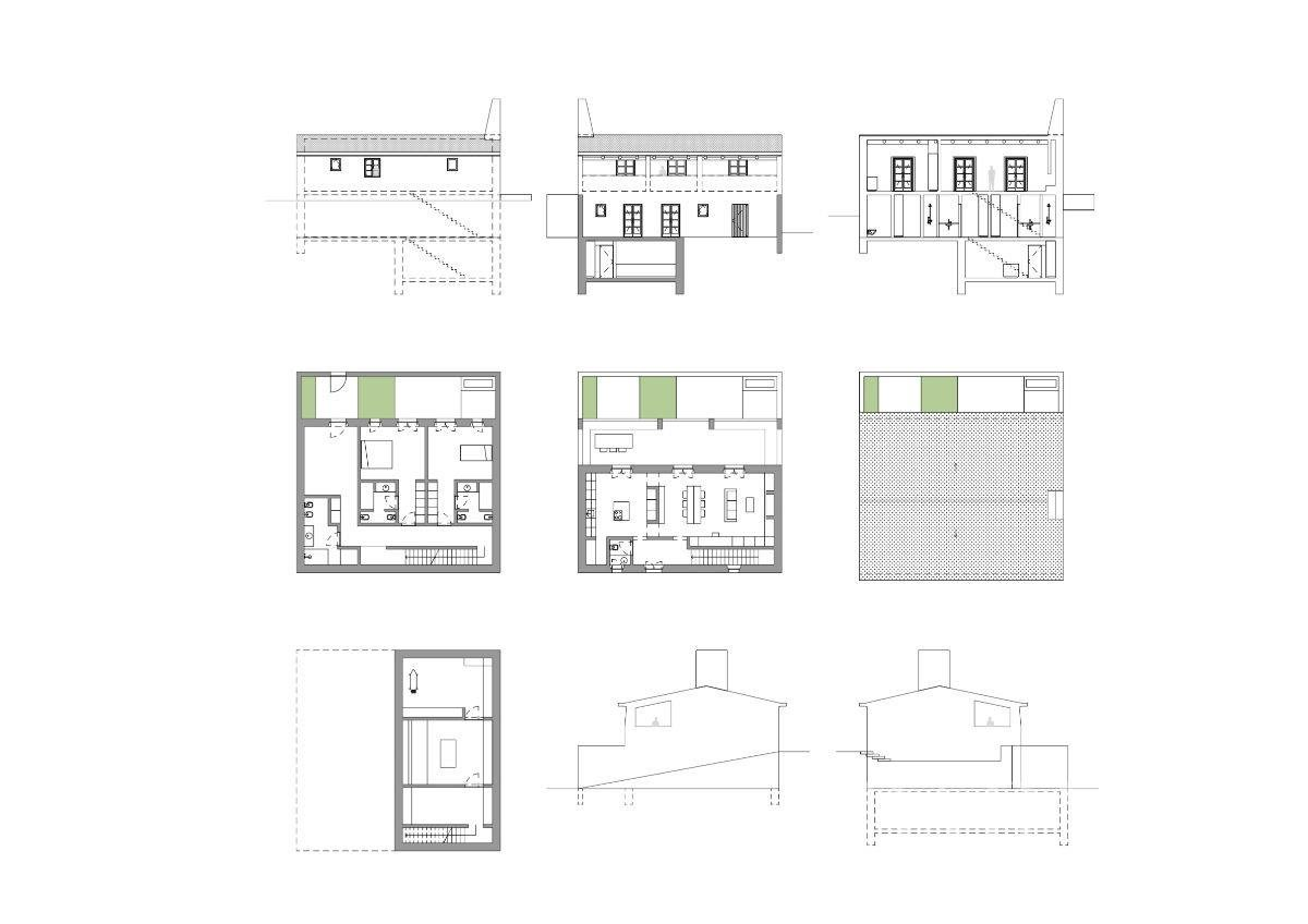 Casa Rosmarinus –  Casas na Aldeia