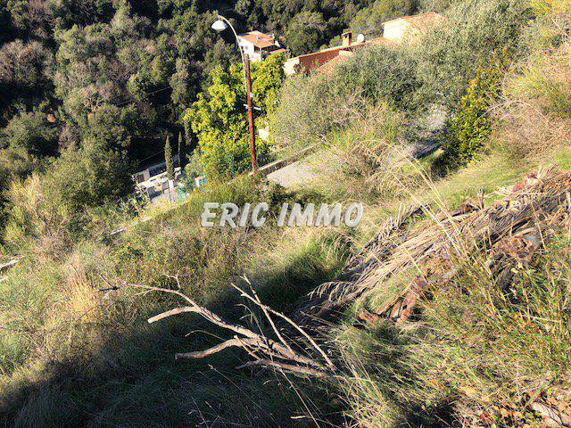 Sale Not constructible land - Nice
