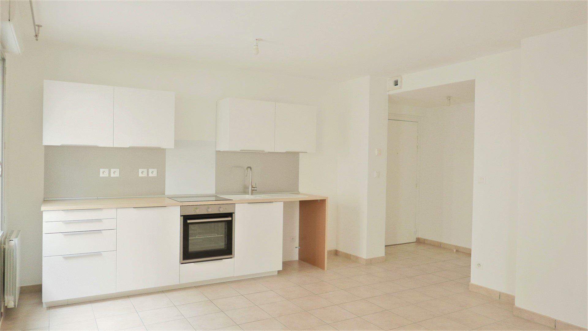 Location Appartement Surface de 43.02 m², 2 pièces, Lyon 3ème (69003)