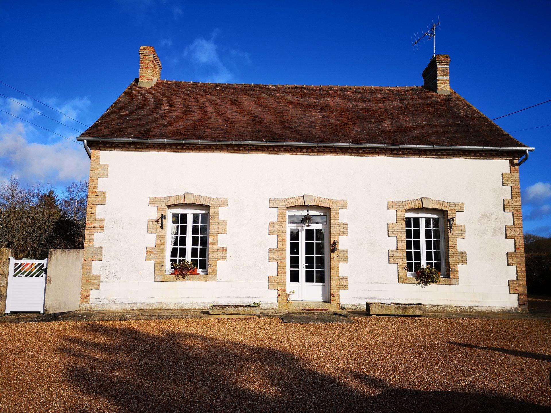 Maison de caractère  170m²   Nord Alençon