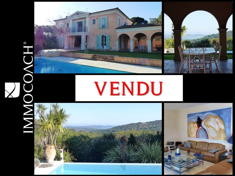 Sale Property - Ramatuelle L'Escalet