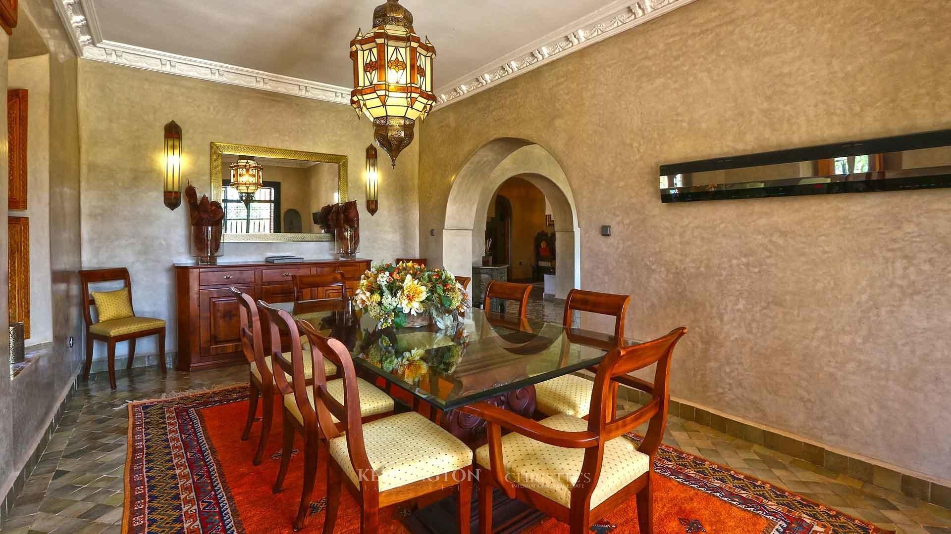 KPPM01324: Villa Lya Luxury Villa Marrakech Morocco